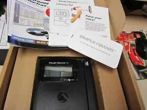 Timetrax Ez Swipe Card Time Clock System Usb Serial Auto totaling ttez