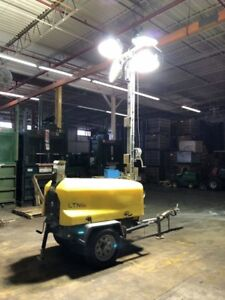 2013 Wacker Neuson Ltn6l Light Tower W Kohler Diesel Engine 6kw