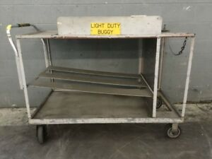 Industrial Utility Cart