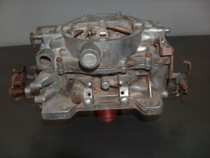 1959 Dodge D 500 Desoto High Perf 383 413 Carter Afb Carburetor 4 Barrel 2794s