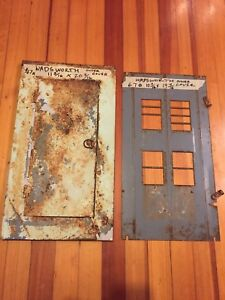 Wadworth Electrical Circuit Breaker Panel Box Cover 2 Piece Set
