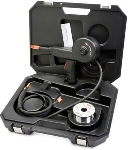 Welding Spool Gun Kit 100sg With 10 Ft Gun Cable Control Harness And Case