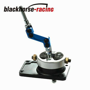 Blue Racing Short Throw Quick Shifter For 83 04 Ford Mustang Thunderbird T5 T45