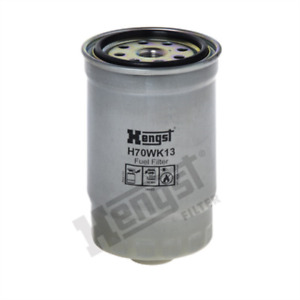 Fuel Filter Hengst H70wk13 For Hyundai H 1 Cargo 2 5 Crdi Travel Crdi