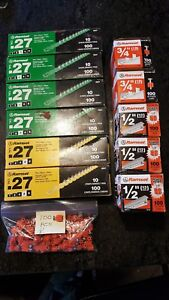 Ramsey 27cal loads And Fasteners