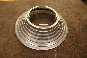 Koken Barber Chair Middle Ring Ribbed Part 348n