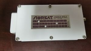 Norsat 1000a Pll 11 7 12 2ghz Wr75 Waveguide Opening