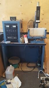 Micro Edm Machine Sinker Type