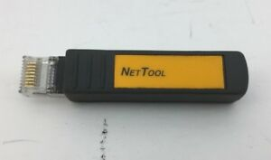 Fluke Networks Nettool Remote Id Excellent Working Condition