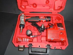 Milwaukee 2432 20 M12 Cordless Lithium ion Propex Expansion Tool Kit
