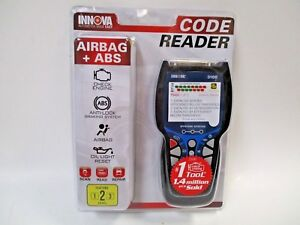 Innova 3100j Diagnostic Code Reader Scan Tool With Abs And Srs For Obd2