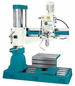 62 Arm 17 Column Clausing Cl1600h Radial Drill