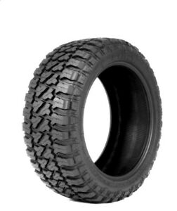 Set 4 33x12 50 18 New Fury Country Hunter Tires Lt 33x12 50r18 Mt 33 12 50 18 Mt