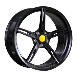 20 5 Spoke Sport Style Forged Wheels Rims Fits For Ferrari 458 Gtc4lusso