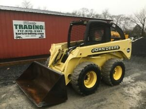1999 John Deere 260 Skid Steer Loader