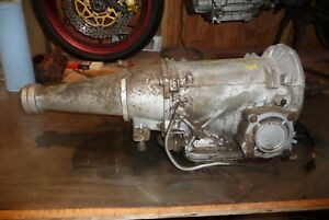 C4 Transmission 1967 To 69 Selecto Shift Ford Mustang 289 302