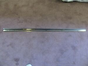 1961 Ford Galaxie Starliner Sunliner Two Door Passenger Side Stainless Trim