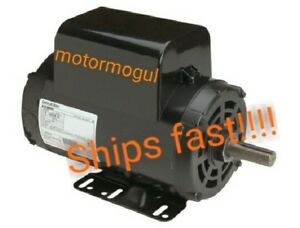 Ingersoll Rand Air Compressor Motor Replacement Electric Motor 5 Hp 3600 Rpm