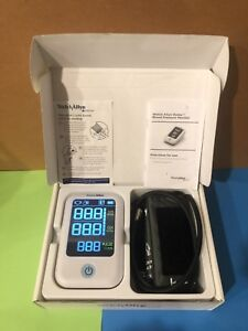 Welch Allyn 1700 Series Blood Pressure Monitor And Upper Arm Cuff Used Once