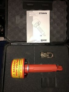 Aemc 275hvd Non contact Ac High Voltage Detector 240v To 275kv Range