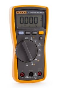 Fluke 115 New 3 5 Digit Multimeter