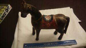 Antique Wooden Horse