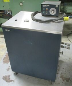 Neslab Hx 50 Refrigerated Recirculator Chiller Coolflow Unit Used