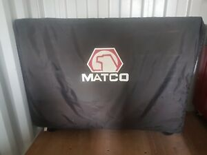 Matco Toolbox With Tools And Cover
