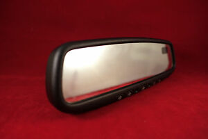 2006 08 Nissan Maxima Rear View Mirror Autodim Homelink Compass Oem 06 07 08