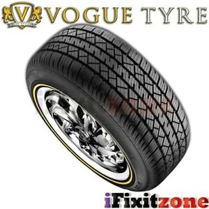 1 Vogue Tyre Custom Built Wide Trac Touring Ii 215 65r15 96t Performance Tires