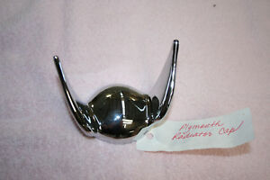 1929 1930 1931 1932 1933 1934 Chrysler Plymouth Hood Ornament Reproduction