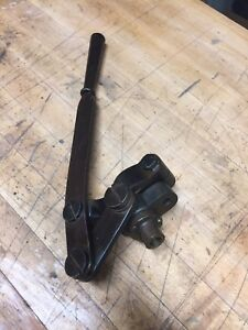 South Bend Or Logan Lathe Tailstock Lever Attachment
