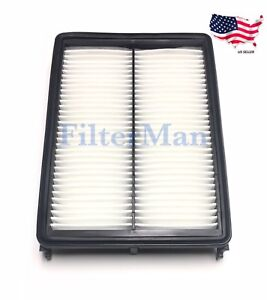 Engine Air Filter For 17 18 Hyundai Santa Fe Sport 16 18 Kia Sorento Sedona