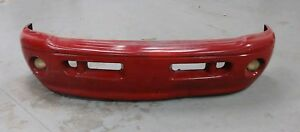 As Seen Used 94 01 Dodge Ram 1500 2500 Front Bumper Cover Assembly