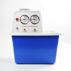 Glf 220v 180w Abs Circulating Water Vacuum Pump 60l min Lab Chemistry Equipment
