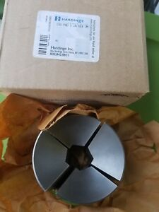 Hardinge S30 1 Collet Pad Hex Smooth S 30 For 1 00 Hex Bar Part 56150029010000