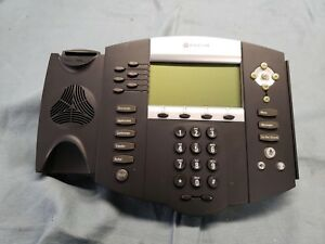 Lot Of 19 Polycom Soundpoint Ip 650 Business Phone no Handset