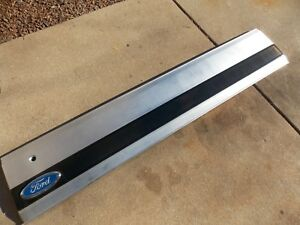 92 96 Ford Bronco Tailgate Panel Black Center Oem Great Condition