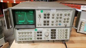 Hp 8568b Spectrum Analyzer 100hz 1 5ghz Tested Good