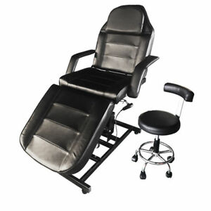 New Adjustable Electronic Portable Medical Dental Chair W stool Combination