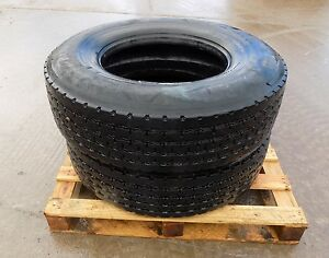 Case Wheeled Excavator Tyres 315 80 22 5 Free Uk Delivery Included