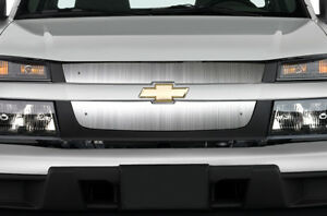 Stainless Steel Cold Front Winter Grille Inserts For Chevy Colorado Truck 04 12