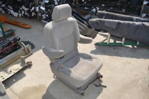 2004 2005 2006 Toyota Sienna Left Driver Rear Seat Gray Cloth 2nd Row