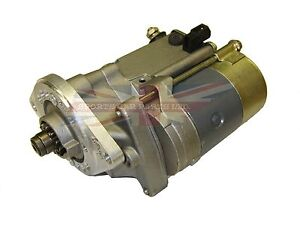 New Gear Reduction Starter For Jaguar With V12 Engine Xjs Xke E Type