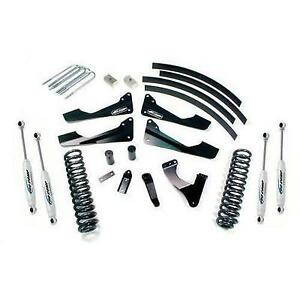 Pro Comp Suspension 6 Inch Stage I Lift Kit With Pro Runner Shocks K4150bp
