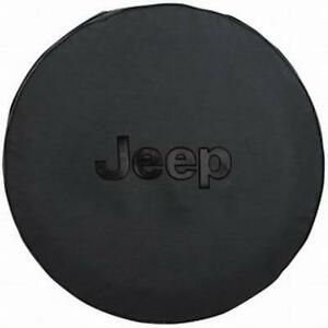 Jeep 32 Deluxe Anti theft Spare Tire Cover 82209960ac