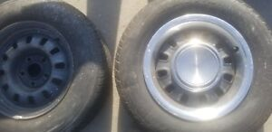 Ford Gt Styled Steel Wheels Mustang California Special Vintage Correct