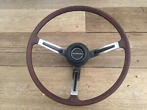 4 Door Skyline Steering Wheel Sss Datsun
