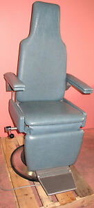 Global Surgical Smr Maxi 23000 Ent Power Exam Chair Works