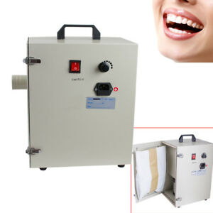 Ups 110v Dental Lab Vacuum Dust Collector Collecting Cleaner Suction Equipment